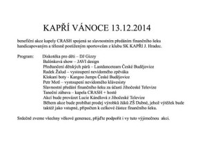 kapří vánoce program